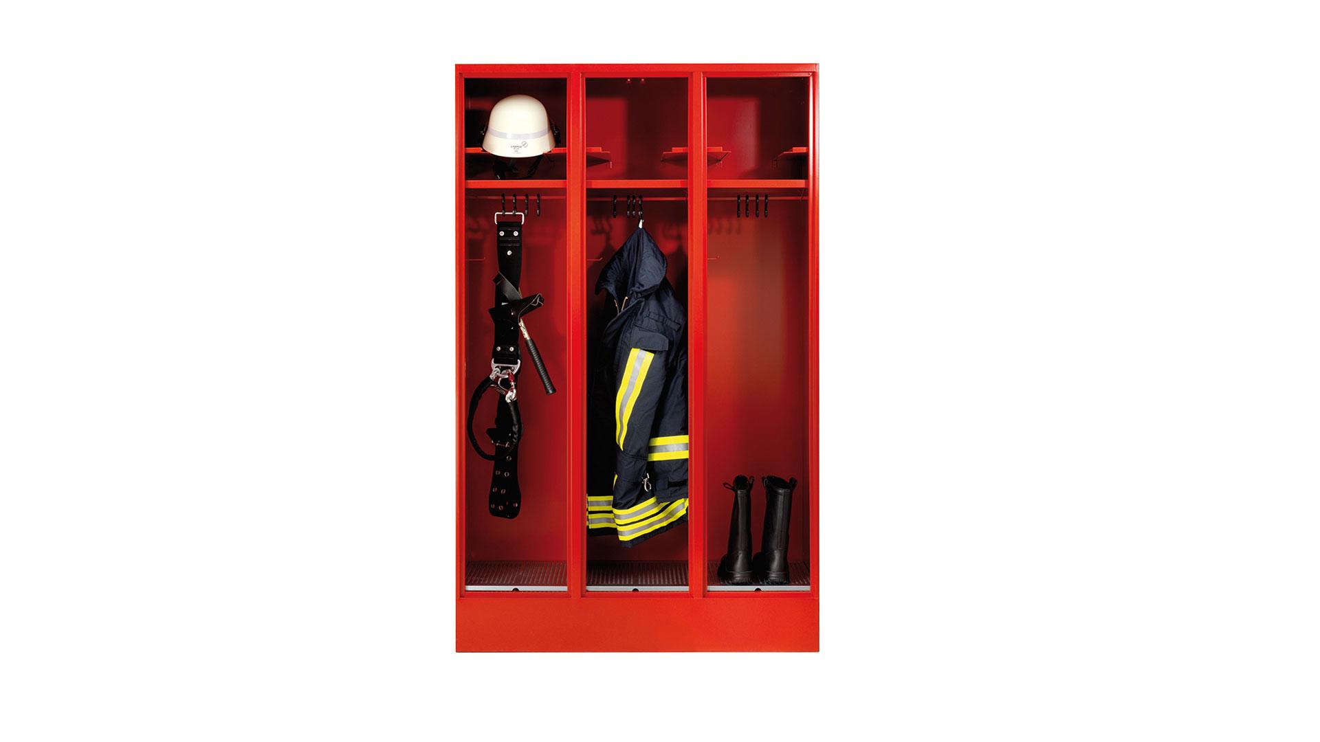 lotthelm Feuerwehrschrank