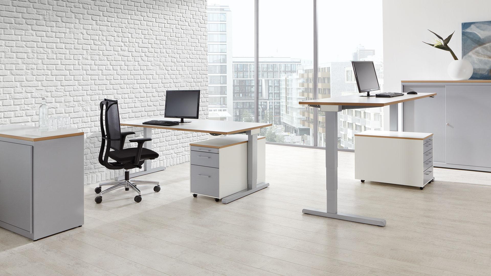 Schreibtisch-Arbeitstisch-elektrisch-hoehenverstellbar-Steh-Sitzarbeitsplatz-varitos-c-mauser-16-9LzBnAzu2sDbFY