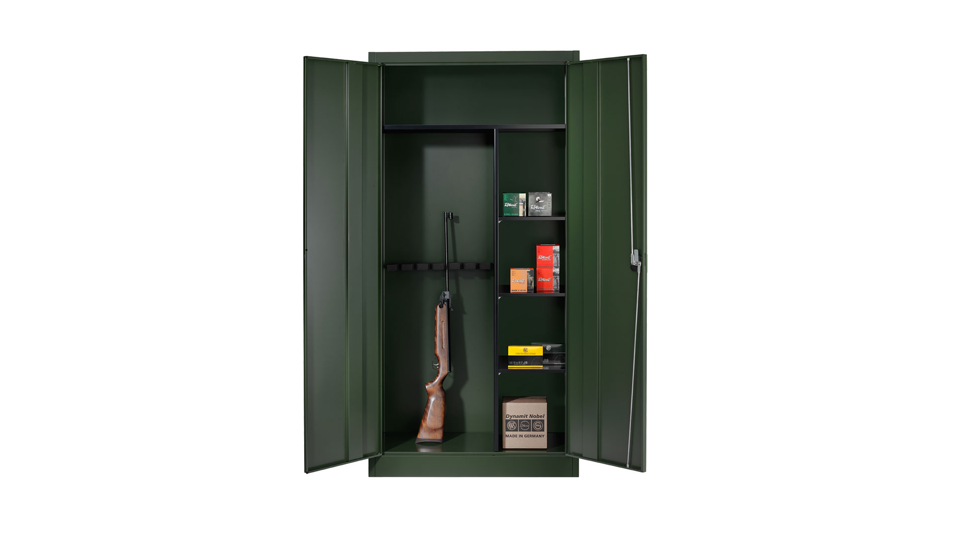 Luftdruckwaffen-/Munitionsschrank