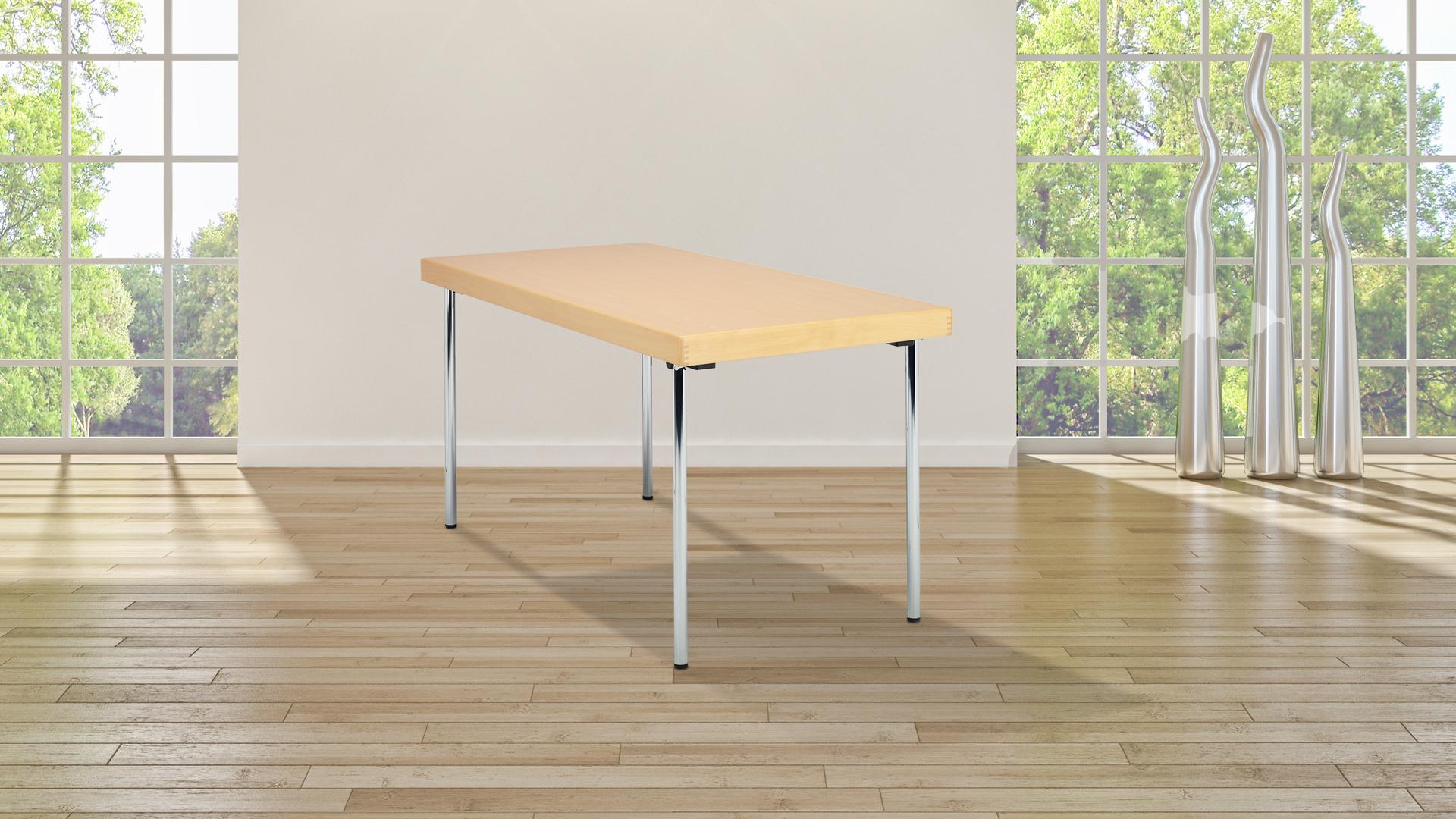 Tischsysteme-Klapptisch-Vierfuss-convention-mauser-slider